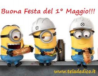 Che ricorrenza é oggi? 1 maggio: festa dei lavoratori (in Italia e non solo)