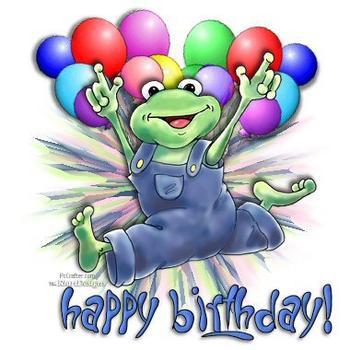 Per un anno migliore, buon compleanno!