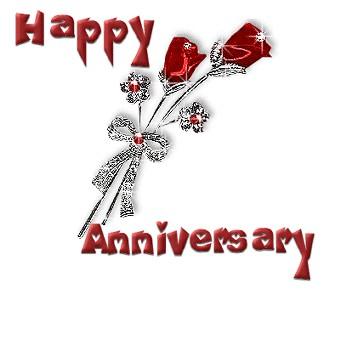 Auguri di un magnifico anniversario, amore!