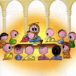 Per la prima volta incontri Gesù nell'Eucaristia