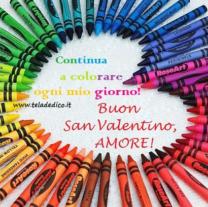 San Valentino: un pretesto in più per dirti TI AMO