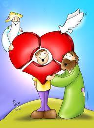 Lo Spirito Santo: fiamma d'amore che oggi scende su di te