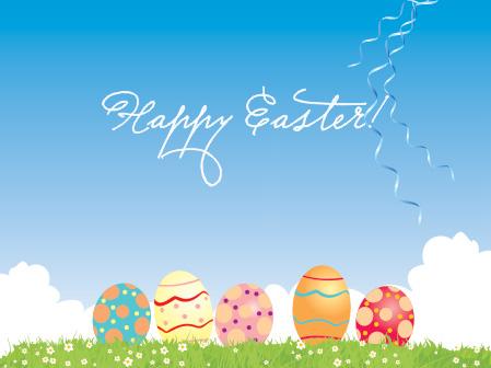 Per una vita come un uovo di Pasqua…