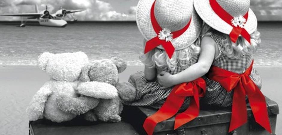 Preferenza Io e te, inseparabili… Buon compleanno, sorellina! | KL46