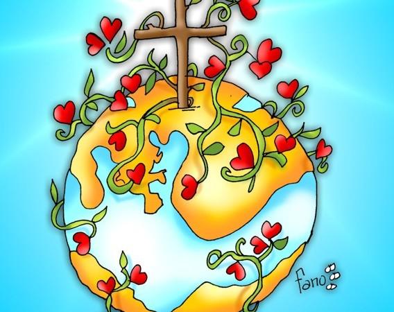 Un luminoso augurio di buona Pasqua, per chi crede