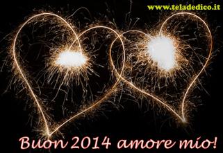 2014 brindisi per questo nuovo anno, tesoro!