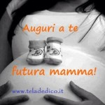Frase di auguri di buon compleanno per una futura mamma