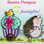 Nel giorno di Pasqua con la gioia nel cuore!